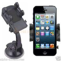 360° Rotazione Auto Parabrezza Supporto per GPS Pda Cellulare Apple Iphone
