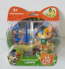 44 Cats The Buffycats Friends Lampo Toy Figure