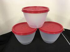 Tupperware wonderline bowls set of 3