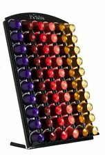 Porte dosettes, Distributeur de capsules Nespresso CoffeeRack Table N60 noir