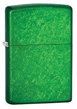 NEW ZIPPO LIGHTER 24840 MEADOW GREEN USA MADE SALE