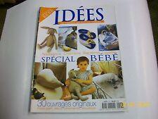 idées .  magazine des femmes creatrices   .  23    TBE