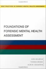 Foundations of Forensic Mental Health Assessment by Thomas Grisso, Alan M....
