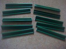 Spears Games 10 Green Scrabble Letter Racks - Plain