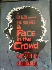A Face In The Crowd Dvd Region 1 Oop