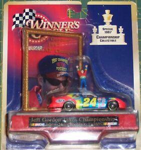 Winners Circle Jeff Gordon #24 1997 NASCAR Champion #55997 ©1998