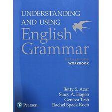 Understanding and Using English Grammar, SB w/bound-in Answer Key by Hagen, Stac