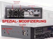 CRT Superstar SS-6900 SPEZIAL- MODIFIZIERUNG CB Funk Amateurfunk