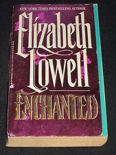 msm* SALE : ELIZABETH LOWELL ~ ENCHANTED