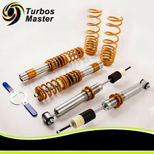 New Suspensions Adj Coilovers Kit For 97-03 BMW E39 5-Series Sedan 1995-2003
