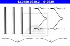 Zubehörsatz, Scheibenbremsbelag für Bremsanlage Vorderachse ATE 13.0460-0339.2