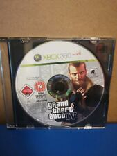 Grand Theft Auto IV (GTA 4) pour Xbox 360 * Disque Seulement *