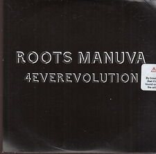 roots manuva 4everevolution cd limited edition  new
