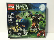 LEGO Monster Fighters WEREWOLF 9463 Halloween Sealed NIB Retired