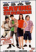 Saving Silverman-Jack Black- Dvd-*Disc Only*