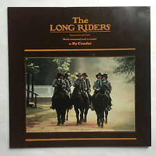 RY COODER - THE LONG RIDERS * LP VINYL * FREE P&P UK * WB 56826 * SOUNDTRACK *