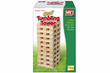 NEW Giant Wooden Tumbling Tower | Kids Outdoor Toys Games | ihartTOYS