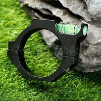 Alloy Bubble Level Tube Ring for Rifle 30mm Laser Scope Sight Scope Flashlight