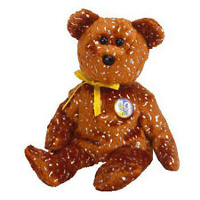 TY Beanie Baby - DECADE the Bear (Brown Version - Internet Exclusive) (8.5 inch)