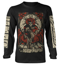 Opeth 'Haxprocess' LS Shirt - NEW & OFFICIAL!