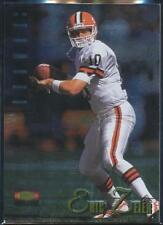 1995 Images Limited Football Card #114 Eric Zeier RC