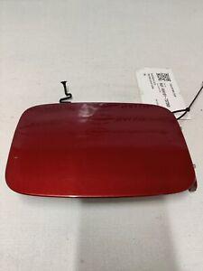 VOLVO V50 SE D AUTO ESTATE 5 Door 2004-2010 FUEL/PETROL FLAP RED