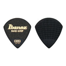 IBANEZ PA18MSG BK Guitar Bass Plectrums Pick x10 Grip Wizard Sand