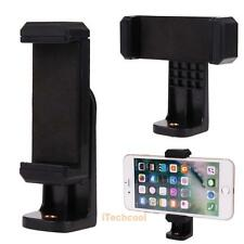 "Universal Mini 1/4"" Screw Tripod Monopod Clip Stand Mount Holder for Smart Phone"