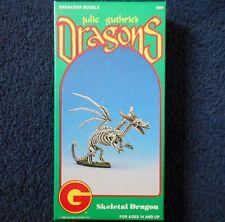 1990 Julie Guthrie's esquelético Dragon Granadero Modelos 9904 Dungeons & Dragons