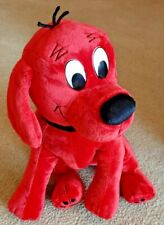"""Clifford the Big Red 16"""" Dog by Douglas Co, Inc -New with tags - Free Shipping"""