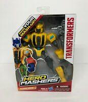 Transformers Hero Mashers Bumblebee Mash-up by Hasbro Prime Beast Hunters - New