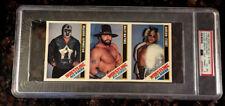 1985 Wrestling All-Stars Superstar Haynes Street Hand-Cut PSA 6 EX-MT Card POP 1
