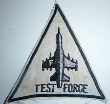 Rare Patch - F-5 TEST FORCE - FREEDOM FIGHTER - TIGER II - Vietnam War - 8663