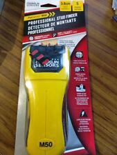 Franklin Sensors Prosensor M50 Professional Stud Finder UPC: 853435004330 NEW