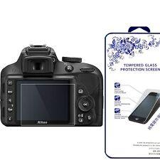 Ballistic 9H Tempered Glass Screen Protector For Nikon D3400 D3200 D3300