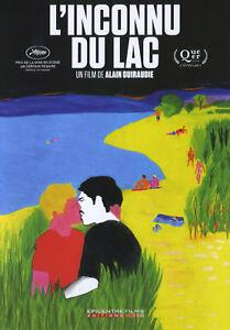 DVD - L'Inconnu du lac - Neuf