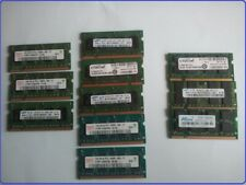 1GB 2GB DDR2-PC5300S DDR2-6400S 667MHz 800MHz SODIMM Laptop Assorted Ram Memory