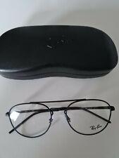 Ray Ban Brille Brillengestell Schwarz matt Neu