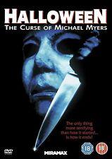Halloween 6 (DVD) Donald Pleasence, Paul Rudd, Marianne Hagan, Mitchell Ryan