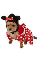 Minnie Mouse Novelty Funny Dog Pet Fancy Dress Costume