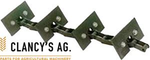 Header Clean Grain Elevator Chain 270725M91 for Massy Ferguson 750 760 850 860