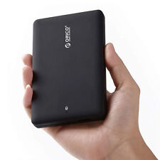 "ORICO Super Speed USB3.0 SATA External 2.5"" HDD Hard Drive Docking Station Black"