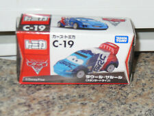 Tomica Takara Tomy Disney Movie CARS 2 Motors C-19 Raoul Caroul Diecast Toy Car