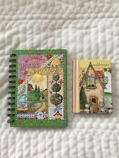 New Listing2 Mary Engelbreit Books: Journal And Address Book. Ships Free