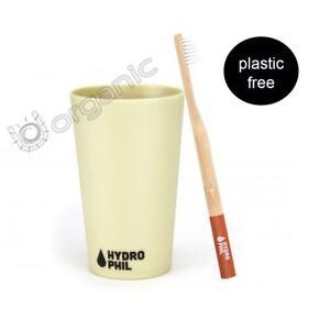 Hydrophil Sustainable Toothbrush Mug - Plastic Free - Made of Liquid Wood
