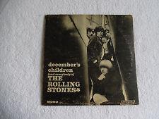 "The Rolling Stones December's Children Mono LL-3451 London 33-1/3 RPM 12"" 198-2M"
