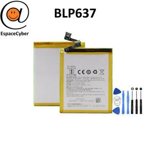 Batterie OnePlus BLP637 - OnePlus 5/5T - A5000 A5010 - 3300mAh Qualité original