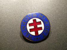 !!!!! HLINKA YOUTH GUARD 1938-1945 SLOVAK FASCIST STATE LARGE MEMBERBADGE  WWII
