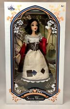 """Disney Store 2017 SNOW WHITE 17"""" Limited Edition Doll 6500 - NEW"""