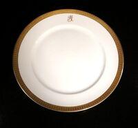 Stunning Rosenthal Selb Plossberg Gold Encrusted Aida Round Platter